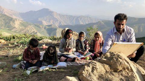 Nomades d'Iran, l'instituteur des Monts Zagros